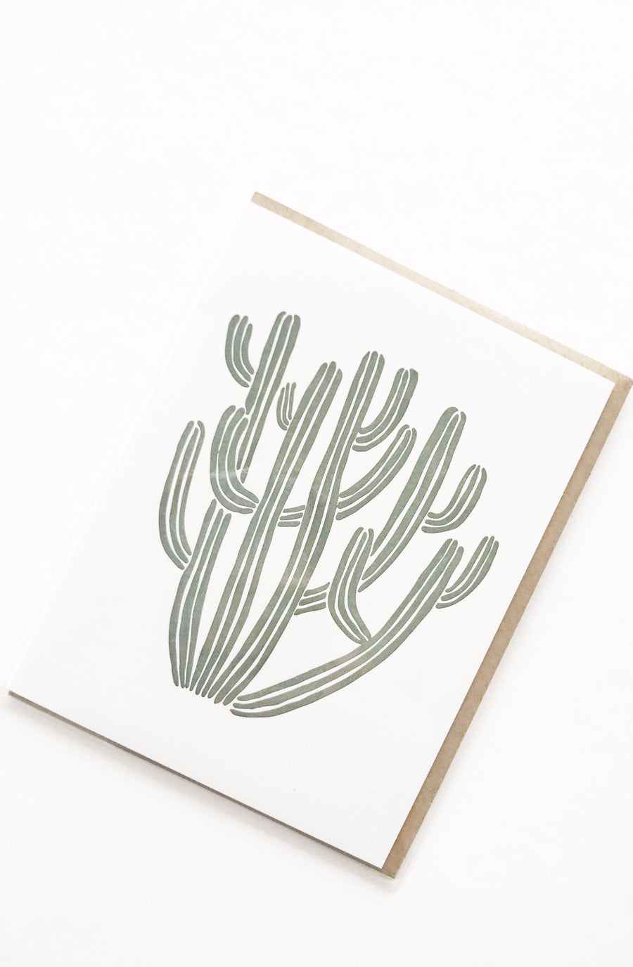 heartswell cactus birthday card