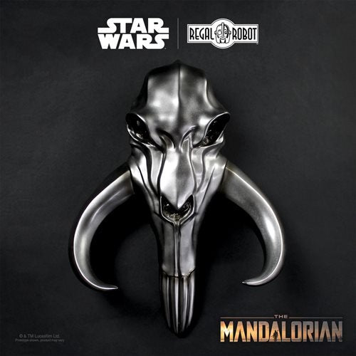 Star Wars: The Mandalorian Armorer's Mythosaur Skull 17 1/2-Inch Wall Decor
