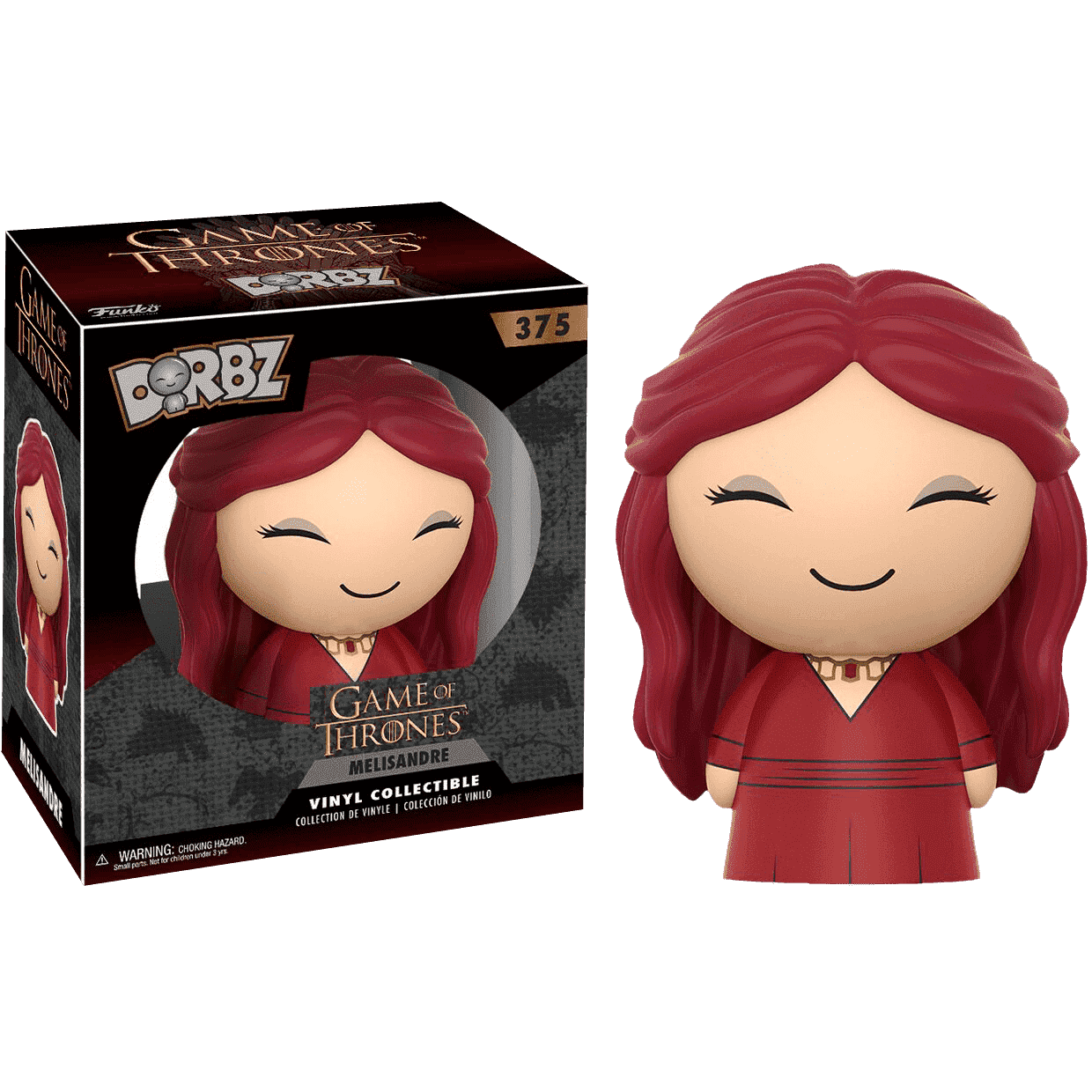Funko Dorbz - Game of Thrones - Dorbz - Melisandre