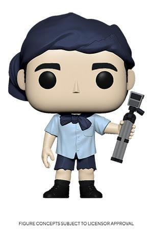 Funko Pop! TV: The Office S2 - Michael as Survivor