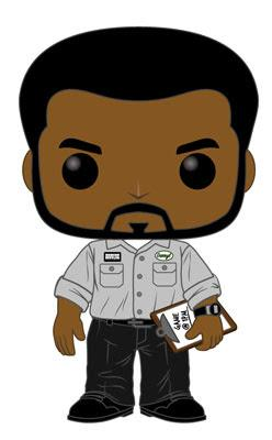 Funko Pop! The Office - Darryl Philbin