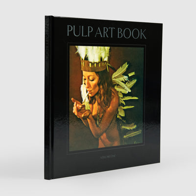 Pulp Art Book: Volume One