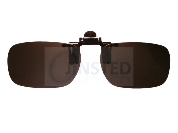 Adult Sunglasses, Small Black Clip On Flip Up Sunglasses, Jinsted