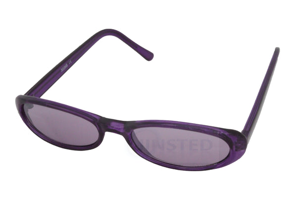 High Quality Adult Sunglasses Purple Lens and Frame