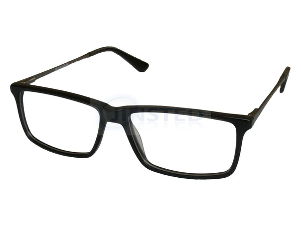 Glasses Frames, Luxury High Quality Black Swiss Designed Glasses Frames, Jinsted