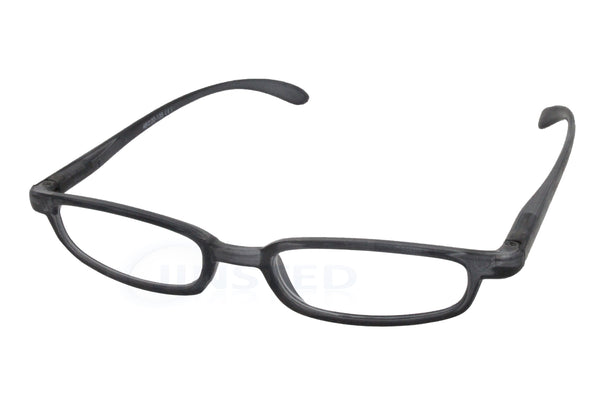 Lightweight Adult High Quality Swiss Design Black Reading Glasses