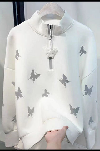 A1936 BLACK & WHITE STRIPED DRESS JACKET