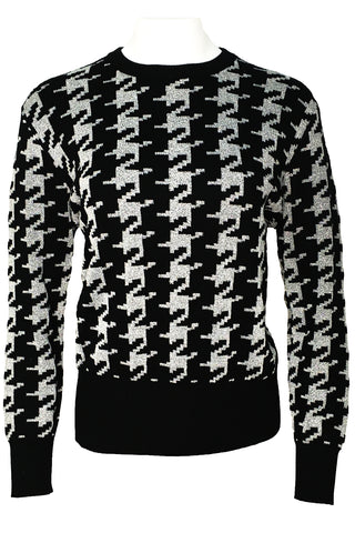 SK1105 SWEATER (BLK)