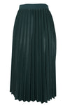 K2028 SKIRT (BLK, GREEN)