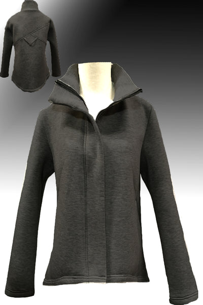 A90072 SWEATER (BLK, CHARCOAL)