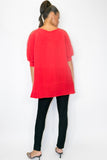 X6962 (RED) (XXL, XXXL ONLY) - N by Nancy