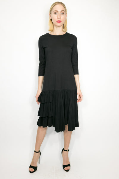 C11173 DRESS (BLK) - N by Nancy