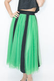 C1932 SKIRT (RED, GREEN, WHITE)