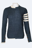 K2025 SWEATER (BLUE, KHAKI)