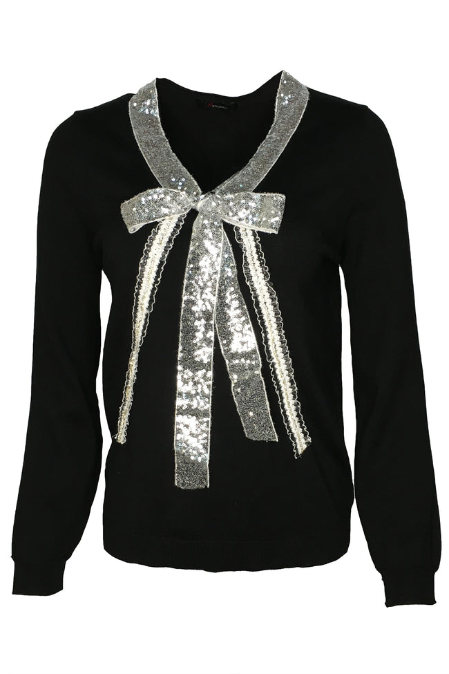 M1104 SWEATER (BLK)