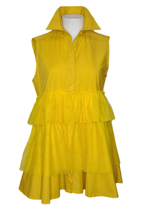 T1338 TOP (YELLOW, WHT, GRN, BLK)