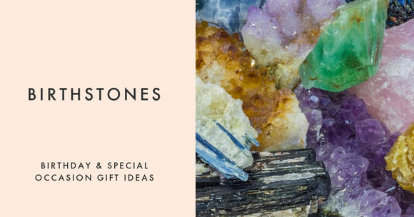 Birthstones - Find a Birthday Gemstone