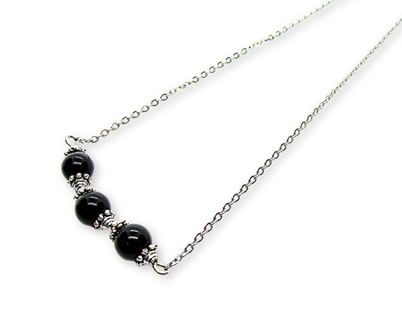 Black Onyx Jewelry - M DAWN ART