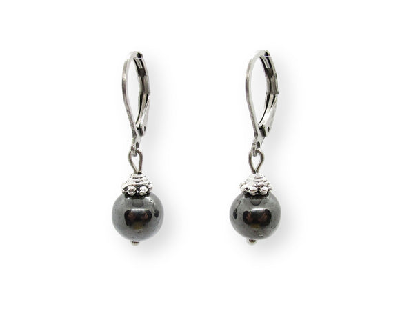 Hematite Jewelry at MDawnArt.com