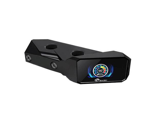 Bykski GPU Block Digital Display Module - Black (B-VGA-SC-X) - Black