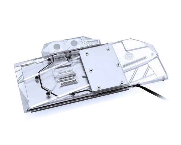 Bykski Zotac RTX 2080 8GB Extreme Plus OC Full Coverage GPU Water Block - Clear (N-ST2080PLUS-X)