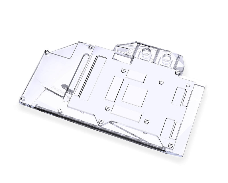 Bykski Full Coverage GPU Water Block and Backplate for ASUS RTX 3070 STRIX (N-AS3070STRIX-X)