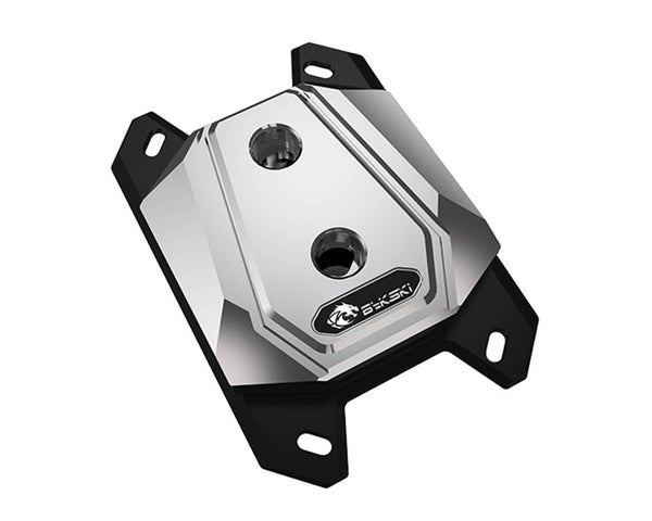 Bykski CPU-XPR-CU-M-V2 CPU Water Cooling Block - Full Metal - Nickel Plated (AM3 / AM4 / FM2+)