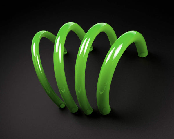 PrimoFlex Advanced LRT Flexible Tubing - 7/16in. ID x 5/8in. OD (Sold by the Foot) - UV Pearl Green - Primochill