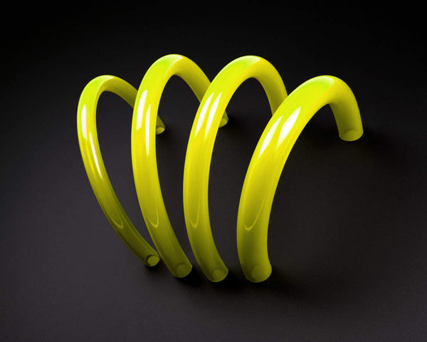PrimoFlex Advanced LRT Flexible Tubing - 3/8in. ID x 5/8in. OD (Sold by the Foot) - UV Pearl Yellow - Primochill