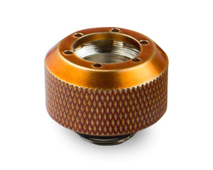 PrimoChill 1/2in. Rigid RevolverSX Series Fitting - Candy Copper - Primochill