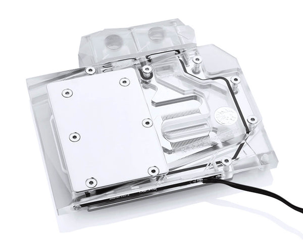 Bykski ASUS GTX 1660Ti / 2060 Full Coverage GPU Water Block - Clear (N-AS1660TIPH-X)