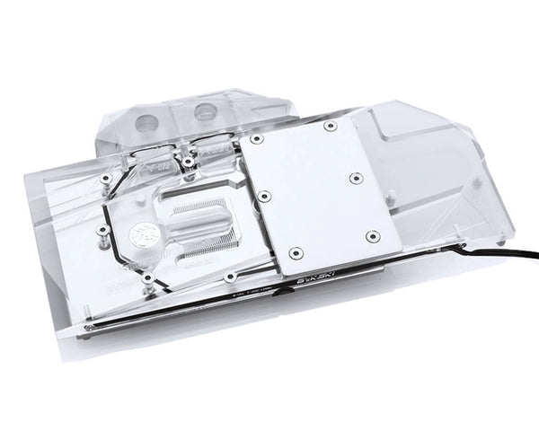 Bykski ASUS RTX 2070 O8G EVO Full Coverage GPU Water Block - Clear (N-AS2070DUAL EVO-X)