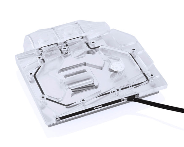 Bykski Gigabyte RTX 2060 MINI ITX OC 6G Full Coverage GPU Water Block - Clear (N-GV2060OC-X)
