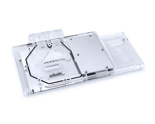 Bykski GALAX GTX 1080Ti HOF Full Coverage GPU Water Block - Clear (N-GY1080TIHOF-X)