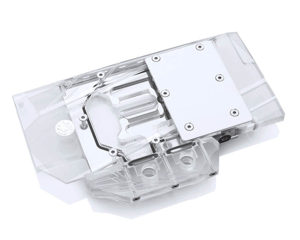 Bykski Galaxy GTX 1660Ti/2060/2070 Full Coverage GPU Water Block - Clear (N-GY2070STORM-X)
