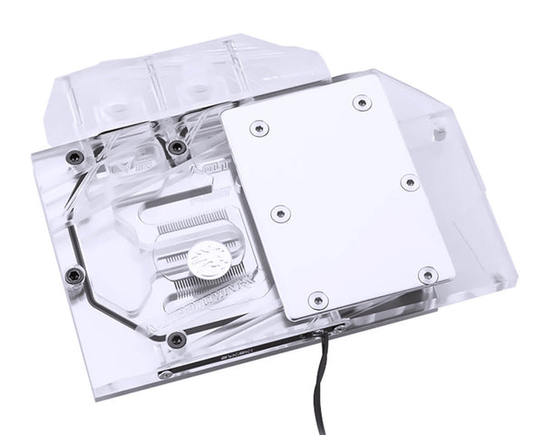 Bykski Zotac GeForce RTX 2070 MINI OC Full Coverage GPU Water Block - Clear (N-ST2070MINI-X)