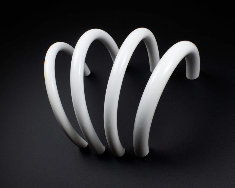 PrimoFlex Advanced LRT Flexible Tubing - 7/16in. ID x 5/8in. OD (Sold by the Foot) - Elegant White - Primochill