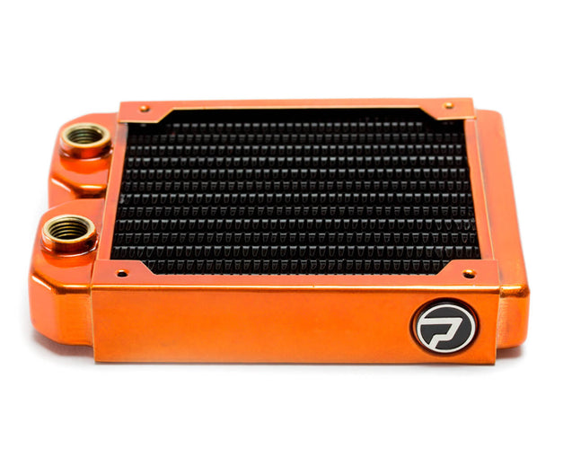 PrimoChill 140mm EximoSX Slim Radiator - Candy Copper - Primochill