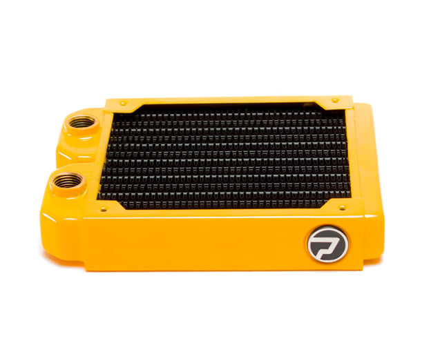 PrimoChill 140mm EximoSX Slim Radiator - Yellow - Primochill
