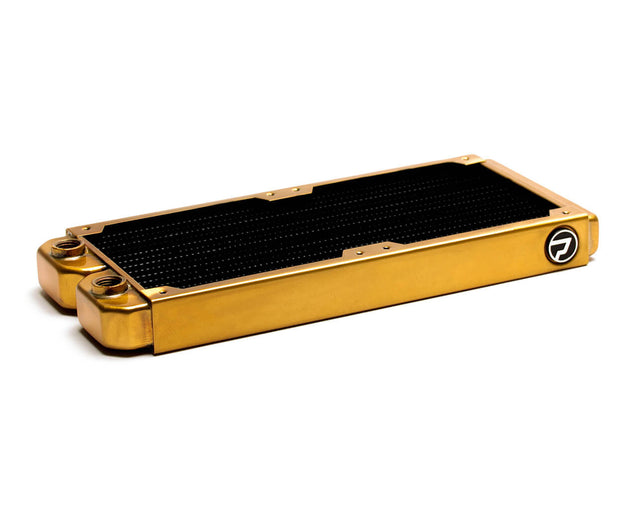 BSTOCK:PrimoChill 280mm EximoSX Slim Radiator - Candy Gold