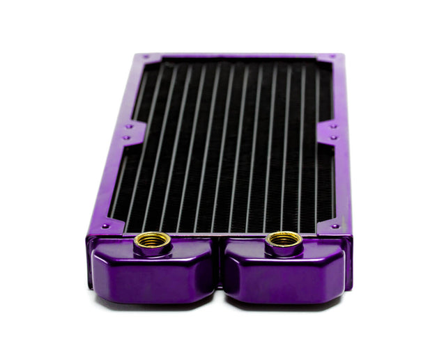 BSTOCK:PrimoChill 240mm EximoSX Slim Radiator - Candy Purple SX
