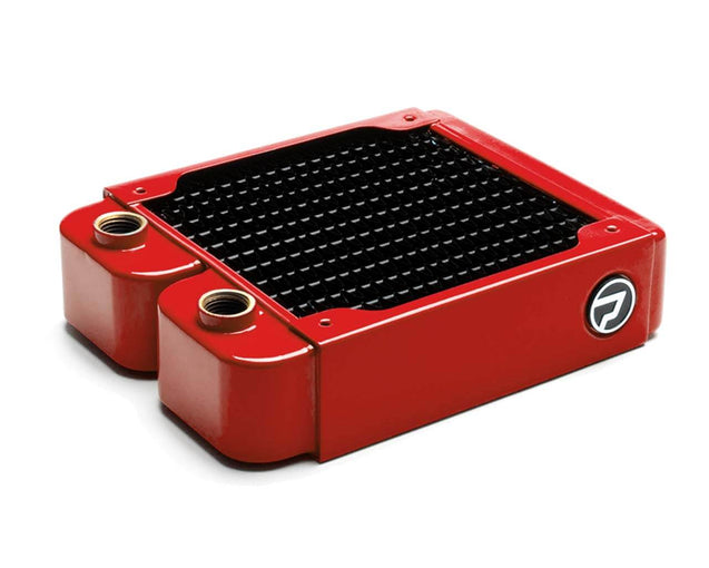BSTOCK:PrimoChill 120mm EximoSX Ultra Radiator - Razor Red
