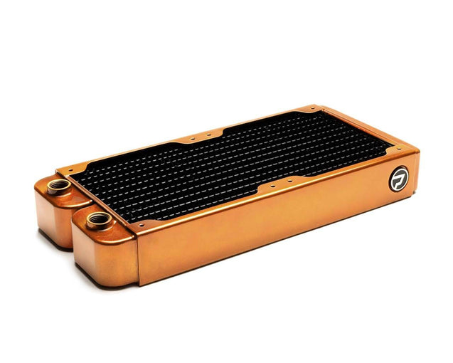 BSTOCK:PrimoChill 240mm EximoSX Ultra Radiator - Candy Copper SX