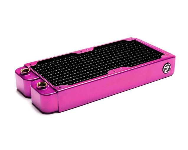 BSTOCK:PrimoChill 240mm EximoSX Ultra Radiator - Candy Pink SX