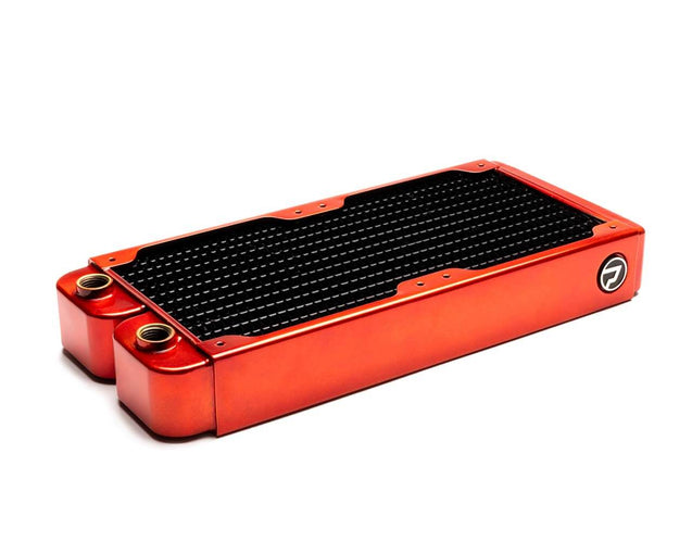 BSTOCK:PrimoChill 240mm EximoSX Ultra Radiator - Candy Red