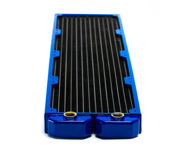 BSTOCK:PrimoChill 480mm EximoSX Slim Radiator - True Blue
