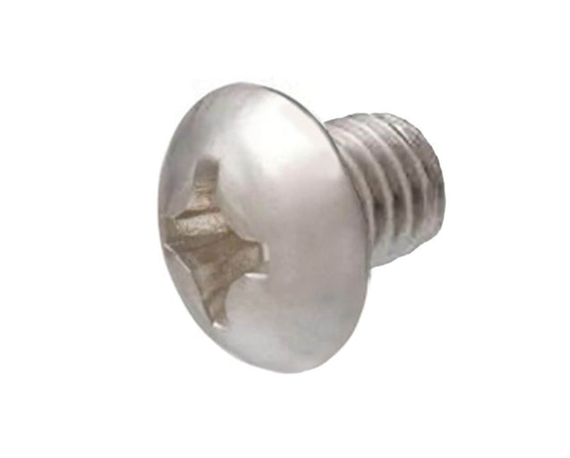 Phillips Head Screw - 6-32 x 1/8in. - Silver - 4 Pack - Primochill