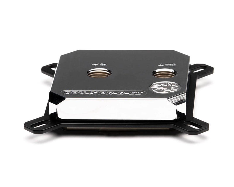 Bykski CPU-XPR-B-CU CPU Water Cooling Block - Full Metal - Nickel Plated (Intel LGA 115x / 20xx)