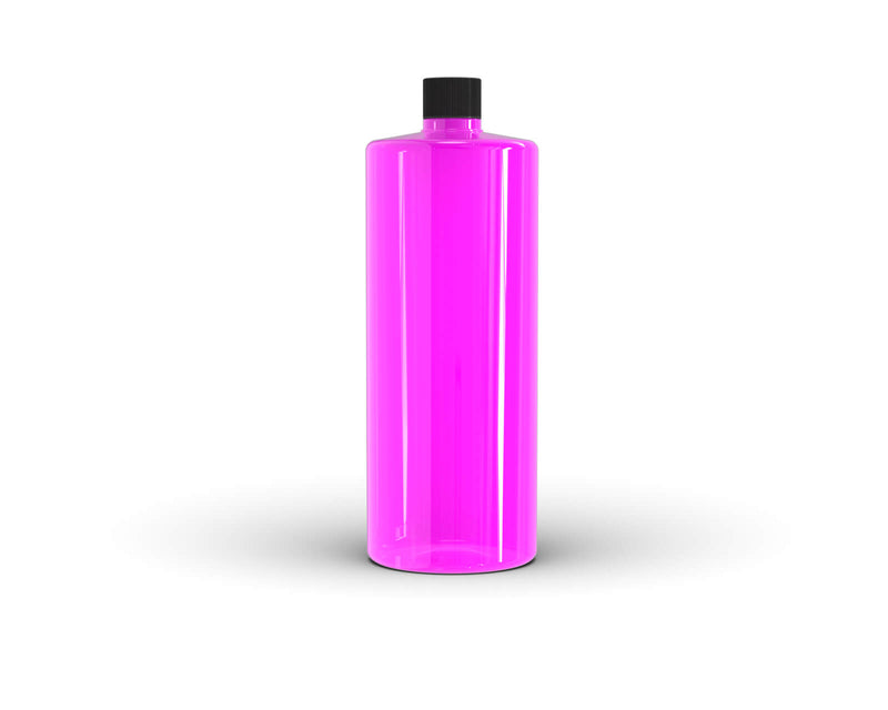 PrimoChill Ice Intensified - Low-Conductive Coolant (32 oz.) - UV Pink - UV Pink