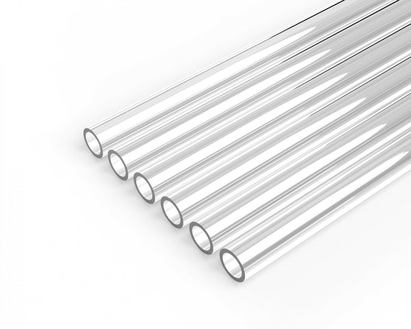 PrimoChill 12mm ID x 16mm OD Rigid PETG Tube – 6 x 30in. – Clear